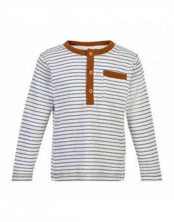 En Fant T-Shirt L/Æ Off Hvid