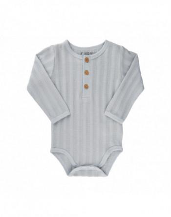 Fixoni Body L/Æ Baby Blå